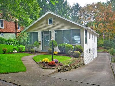Forest Hills Boro Single Family Home For Sale: 103 Woodside Rd