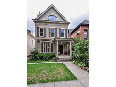 Shadyside Single Family Home For Sale: 5315 Westminster Pl