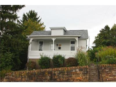 Single Family Home Sold: 727 Ellsworth Ave
