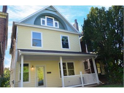 East Allegheny County Single Family Home For Sale: 218 Mills Ave