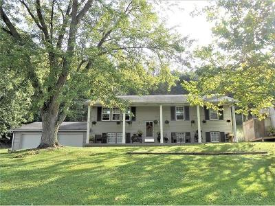 Westmoreland County Single Family Home For Sale: 215 McGeary Hollow Rd