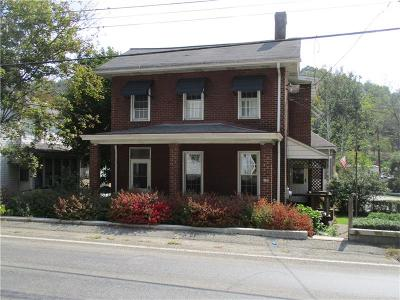 Wilkins Twp Single Family Home Contingent: 814 Larimer Ave