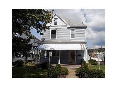 Westmoreland County Single Family Home For Sale: 112 W Adams Avenue