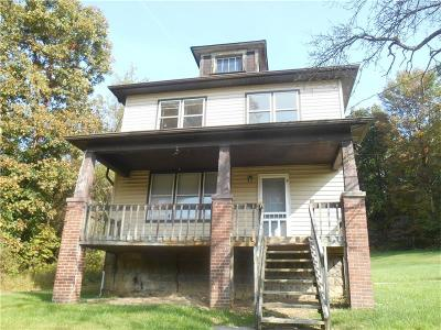 Murrysville Single Family Home For Sale: 5292 Mamont Road