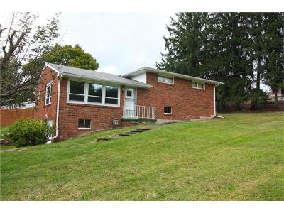 Greensburg, Hempfield Twp - Wml Single Family Home For Sale: 50 Forest Drive