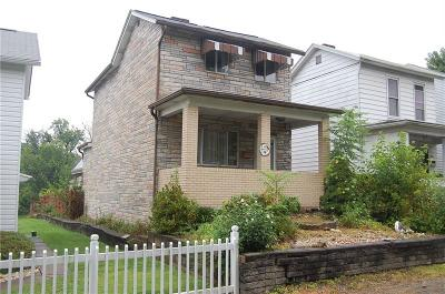 East Allegheny County Single Family Home For Sale: 5917 Roslyn Street