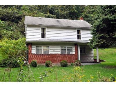 Westmoreland County Single Family Home For Sale: 658 Webster Hollow Rd