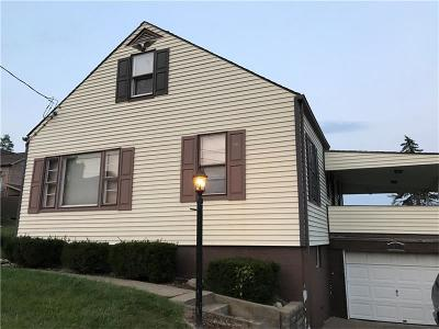 Westmoreland County Single Family Home For Sale: 1357 Jonah Dr