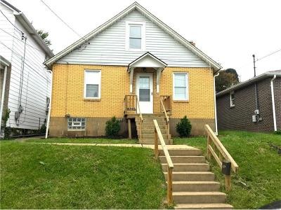 Westmoreland County Single Family Home For Sale: 323 Emerson