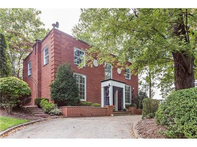 Shadyside Single Family Home For Sale: 28 Woodland Road