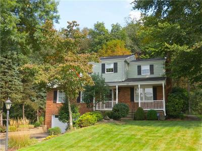 Murrysville Single Family Home For Sale: 4116 Verner Ct