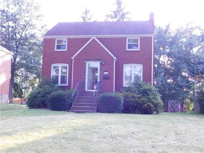 Forest Hills Boro Single Family Home For Sale: 328 Barclay Ave
