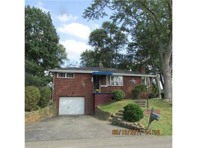 Westmoreland County Single Family Home For Sale: 381 Corey Drive