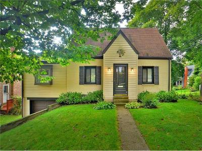 Forest Hills Boro Single Family Home For Sale: 10 Greenwood