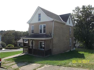 Single Family Home For Sale: 3 Franklin Street