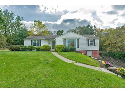 Delmont Single Family Home For Sale: 170 W Pittsburgh Street