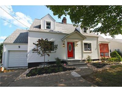 Single Family Home Sold: 631 Harvey Ave