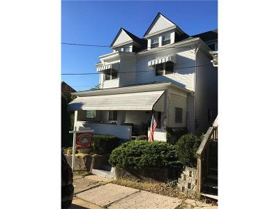 Verona Single Family Home For Sale: 545 Parker St