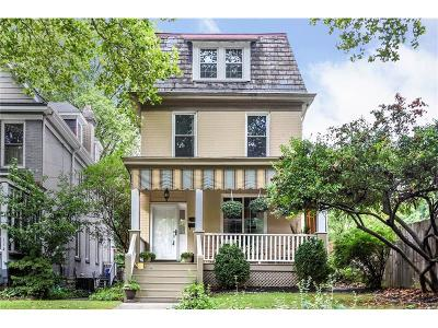 Edgewood Single Family Home For Sale: 112 Lincoln Avenue