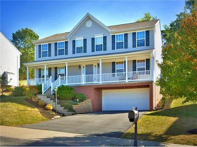 Murrysville Single Family Home For Sale: 2410 Wheatland Circle