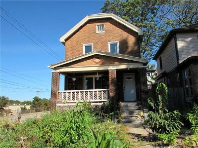 Edgewood Single Family Home For Sale: 101 Lacrosse St