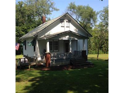 Murrysville Single Family Home For Sale: 3378 Sardis Rd