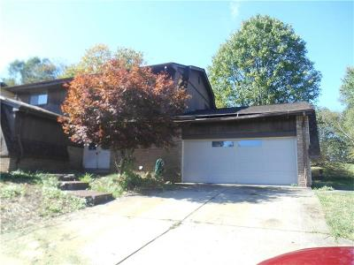 Murrysville Single Family Home For Sale: 3396 North Hills Rd