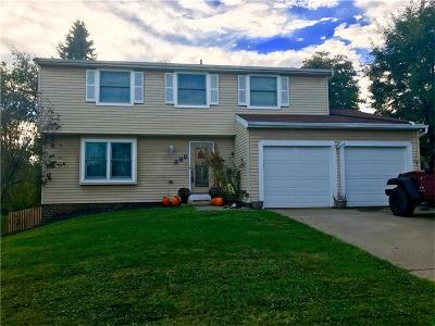 North Huntingdon Single Family Home For Sale: 998 Fieldstone Dr