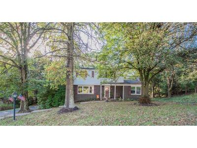 Murrysville Single Family Home For Sale: 3659 Forbes Trail Drive