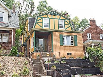 Forest Hills Boro Single Family Home For Sale: 124 Sumner