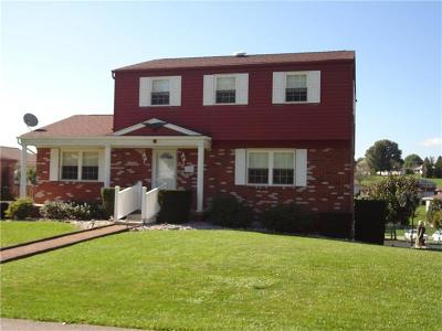 Single Family Home For Sale: 647 N Geary