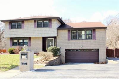 Wilkins Twp Single Family Home For Sale: 133 Calmont Dr
