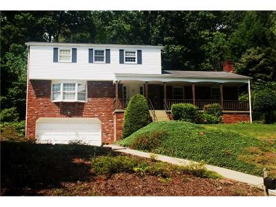 Murrysville Single Family Home For Sale: 3238 Hawthorne Ct