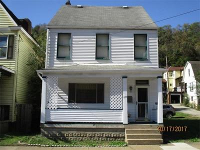 Turtle Creek Single Family Home For Sale: 533 Larimer Ave