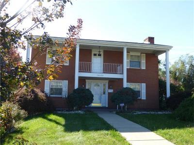 North Huntingdon Single Family Home For Sale: 14420 Jonathan Dr