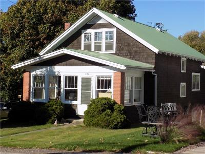 Somerset/Cambria County Single Family Home For Sale: 822 Main Street