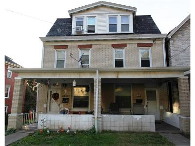 Trafford Single Family Home For Sale: 315-315 1/2 Duquesne Ave