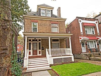 Regent Square Single Family Home Contingent: 522 Greendale Ave.