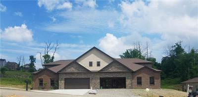 Single Family Home For Sale: 3051 Derby Ct Lot 4005 B