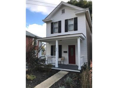 Jeannette Single Family Home For Sale: 224 N 5th St