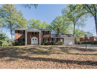 Churchill Boro Single Family Home For Sale: 43 Bowstone Rd