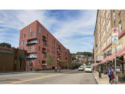 Squirrel Hill Condo For Sale: 2700 Murray Ave #604