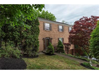 Wilkins Twp Single Family Home For Sale: 6 Curry Court