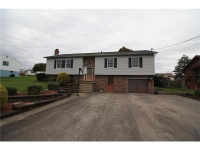 North Huntingdon PA Single Family Home Sold: $122,000