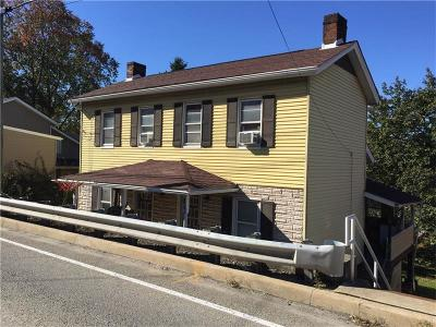 North Huntingdon Single Family Home For Sale: 572 Main St