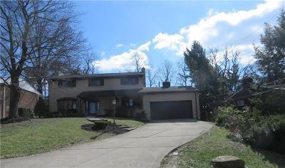 Churchill Boro Single Family Home For Sale: 2421 Marbury Rd.