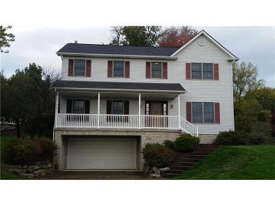 Murrysville Single Family Home For Sale: 5062 Cypress Dr