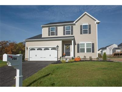 Single Family Home For Sale: 704 Creekview Court
