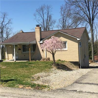 Greensburg, Hempfield Twp - Wml Single Family Home For Sale: 540 Hickory Dr