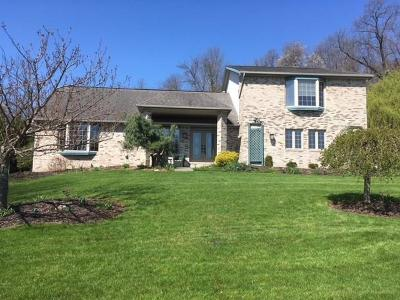 Murrysville Single Family Home For Sale: 3319 Carriage Circle